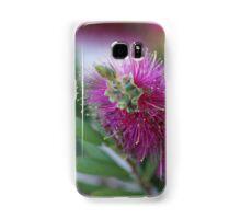 Pink Bottlebrush Samsung Galaxy Case/Skin