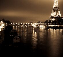 Old school Paris by samuelcain