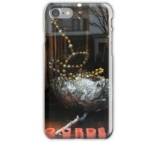 Shopfronts of Paris #19 iPhone Case/Skin