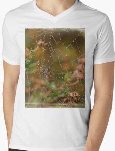 Fairy Whispers - Nature Art Mens V-Neck T-Shirt
