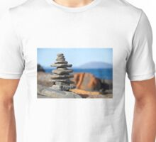Rock stack Unisex T-Shirt