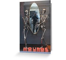 Shopfronts of Paris #20 Greeting Card