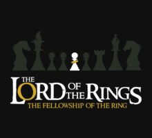 Fellowship of the Ring by designjob