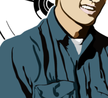 Neal Cassady - Beat Icon Sticker