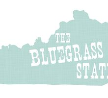 Kentucky State Motto Slogan by surgedesigns