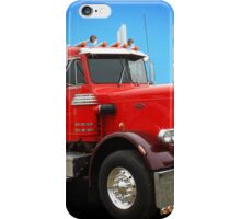 Red Pete iPhone Case/Skin