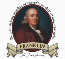 Benjamin Franklin by Jeff East