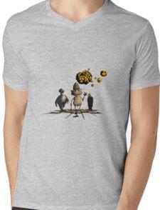 Getaway Mens V-Neck T-Shirt