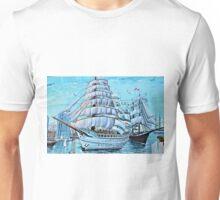 Mural of History Unisex T-Shirt