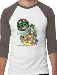 Handsome Jacks Men's Baseball ¾ T-Shirt