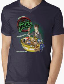 Handsome Jacks Mens V-Neck T-Shirt
