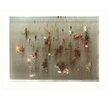 The Dirt and Dust of Christmas Past Art Print