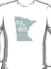Minnesota State Motto Slogan T-Shirt