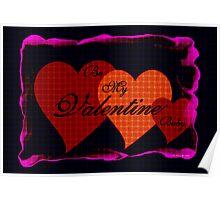 Be My Valentine Baby  Poster