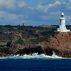 Lighthouse at Corbiere by jayt47