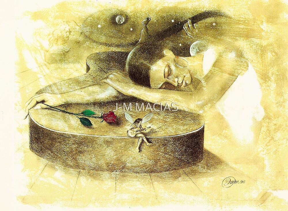 strange dream by J-M MACIAS