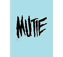 Mutie Photographic Print