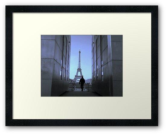 The Paris Blues by drjones