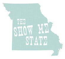 Missouri  State Motto Slogan Photographic Print