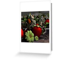 Dirty Little Thieves Greeting Card