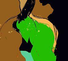 Woman and Man. by Shilpa Mukerji