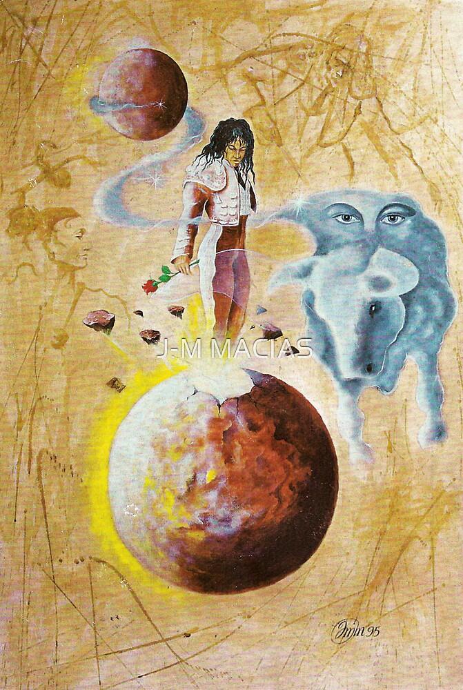 planete corrida by J-M MACIAS