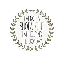 Shopaholic by designjob