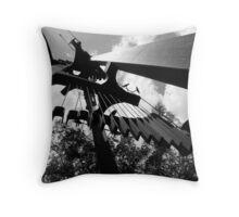 Sculptural Throw Pillow