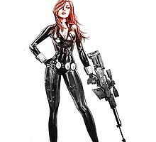 Black Widow by designjob