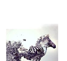 Mechanical Metal Horse by designjob