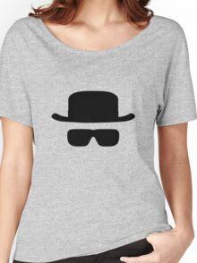 Heisenberg Clip Art Breaking Bad Women's Relaxed Fit T-Shirt