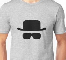 Heisenberg Clip Art Breaking Bad Unisex T-Shirt