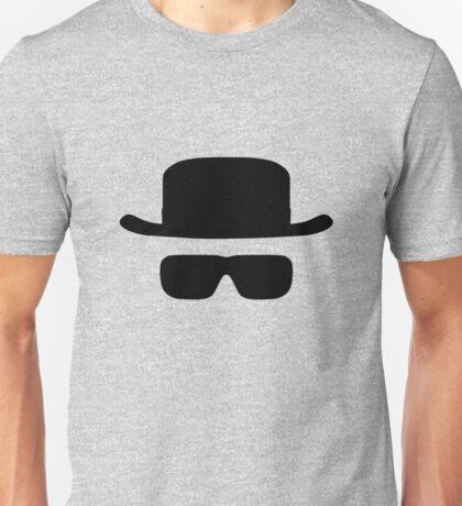 Heisenberg Clip Art Breaking Bad Unisex T-Shirt