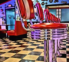 Retro Diner by ShutterUp Photographics