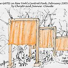 2005: The Gates in Central Park by James Lewis Hamilton
