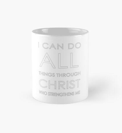 I CAN Mug