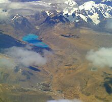 The Andes by Rebecca Smith