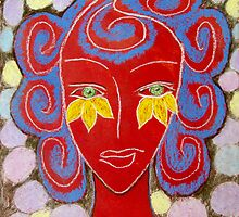 Spring in Her Eyes by Lydia Cafarella