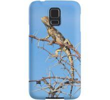 Spiny Agama - Lizard Blues of Fun Samsung Galaxy Case/Skin
