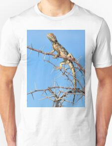 Spiny Agama - Lizard Blues of Fun T-Shirt