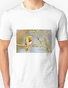 Yellow Masked Weaver - Taking a Rest T-Shirt