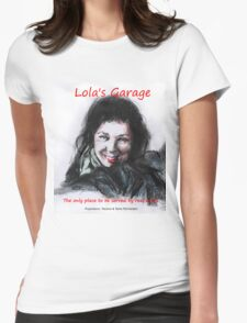Lola's Garage Womens Fitted T-Shirt