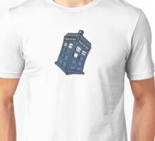 Tardis (Time and Relative Dimension in Space) Unisex T-Shirt