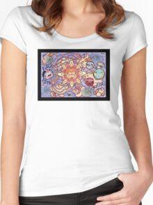 Nibiru Women's Fitted Scoop T-Shirt