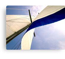 Sails Canvas Print