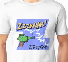 Raygun Z Unisex T-Shirt