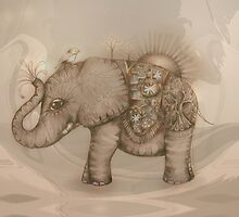 Magic Elephant by © Karin (Cassidy) Taylor