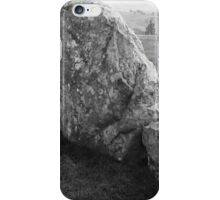 Castlerigg Stone Circle closeup iPhone Case/Skin