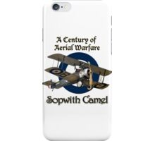 Sopwith Camel  A Century of Aerial Warfare iPhone Case/Skin