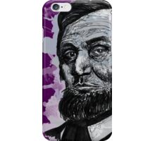 Icon: Lincoln iPhone Case/Skin